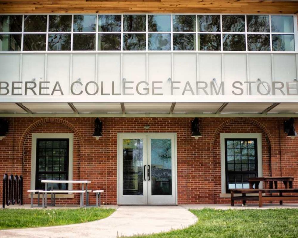 Berea College Farm Store - Berea, KY
