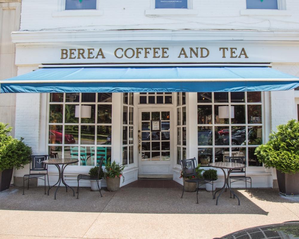 Berea Coffee & Tea- Berea, KY