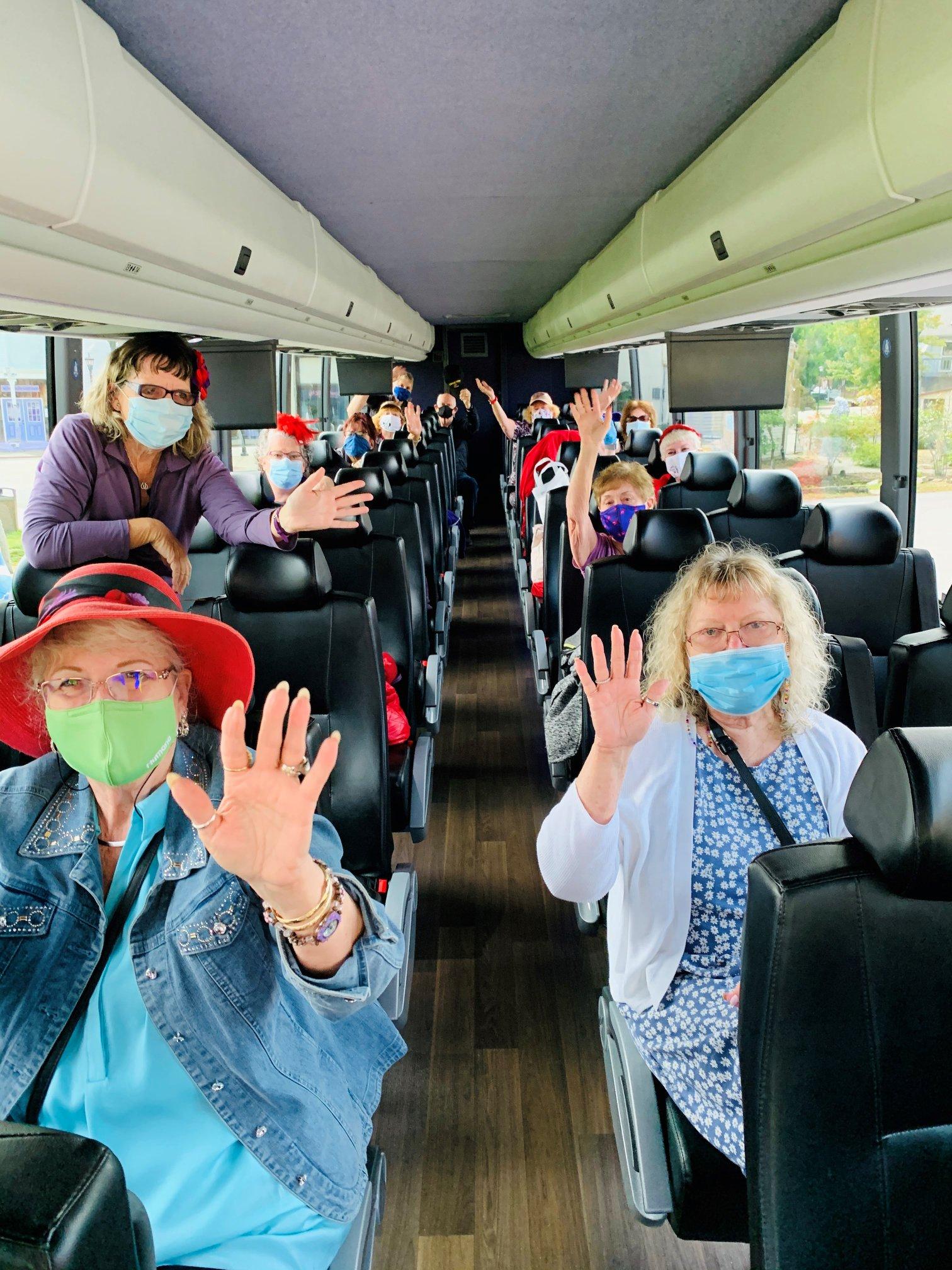 Berea KY - Group Tour Bus