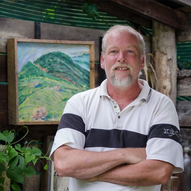 Robert Berger - Artist in Berea, KY