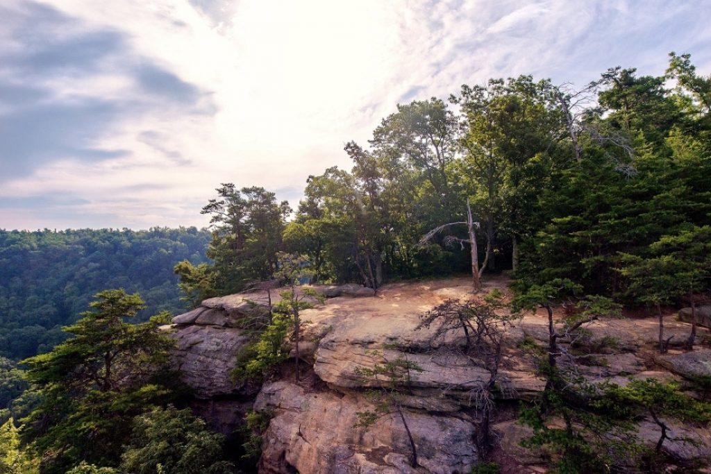 Hike the Pinnacles - Berea, KY