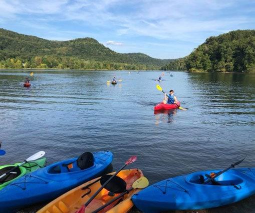Explore Berea KY - recreation
